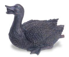 Pontec okrasna figura za bruhanje vode Raca, PVC (36775)