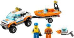 LEGO City 60012 Jeep 4x4 + ponton