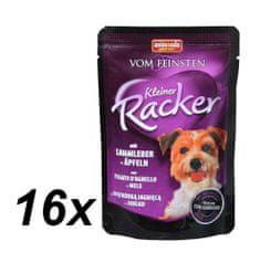 Animonda saszetki dla psa VF Kleiner Racker jagnięca wątróbka + jabłko 16 x 85g