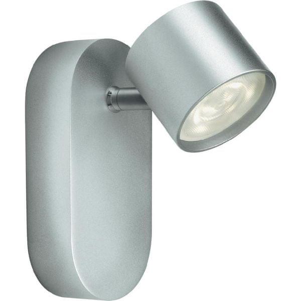 Philips Nástěnné svítidlo 56240/48/16 hliníková