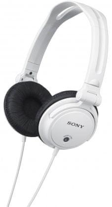 Sony MDR-V150 White sluchátka