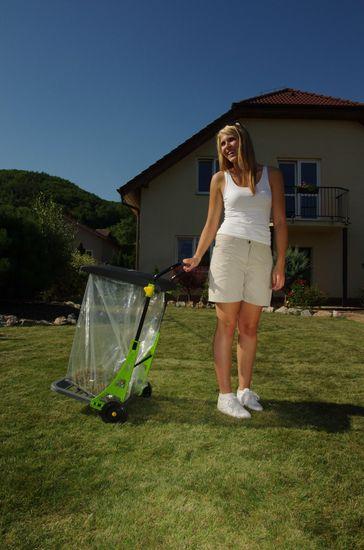 Fieldmann zahradní vozík FZO 4001