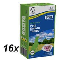 Bozita TPack Morka 16 x 480 g