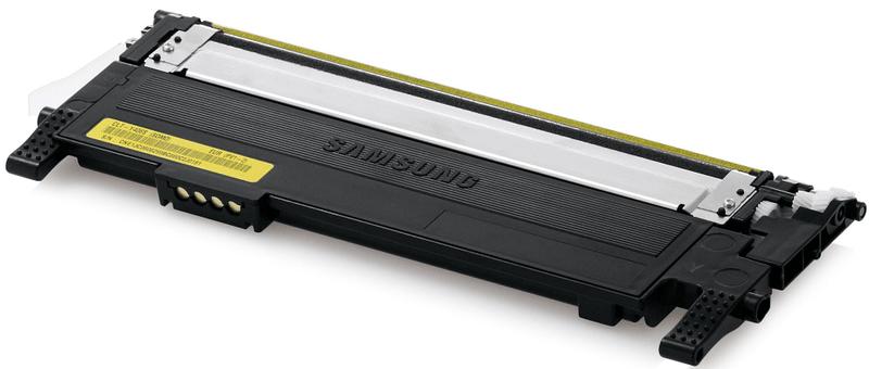 Samsung toner CLT-Y406S/ELS žlutý (SU462A)