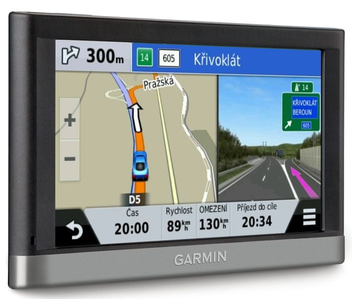 Garmin nüvi 2597 Lifetime Europe45