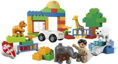 LEGO DUPLO 6136 Moje pierwsze zoo