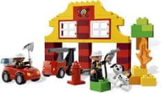 LEGO Duplo6138 Moja pierwsza remiza strażacka