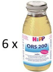 HiPP ORS - Jablko - 6x200ml