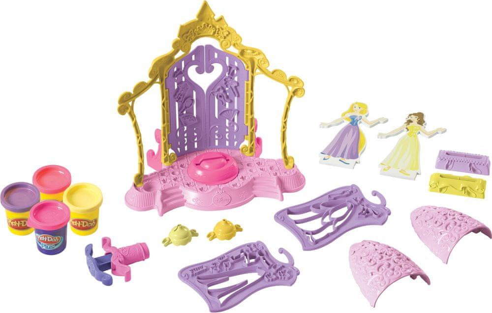b4a128c8d3 Play-Doh Play-doh gyurmakészlet - Hercegnők divat butikja Gyurma ...