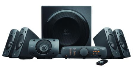 Logitech Surround Sound Hangszóró Z906