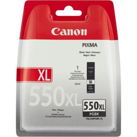 Canon kartuša PGI-550PGBk, XL, črna