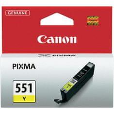 Canon CLI-551Y XL (6446B001), žlutá