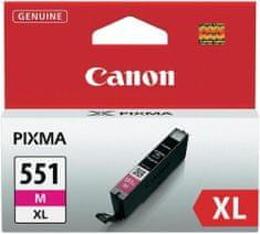 Canon CLI-551M, XL, purpurová (6445B001)