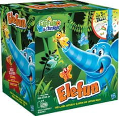 HASBRO Spoločenská hra Elefun s fosforeskujúcimi motýlikmi