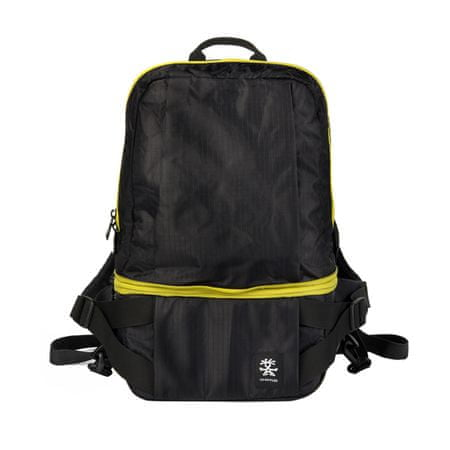 Crumpler Light Delight Foldable Backpack Black