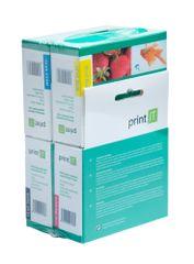 Print IT T1285 C/M/Y/Bk, multipack (PI-1285)