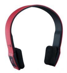 Connect IT bluetooth headset s mikrofonem, červené