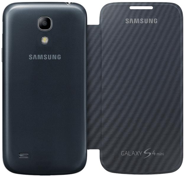 Samsung Flip EF-FI919BB Samsung Galaxy S4 mini, černé