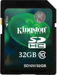 Kingston SDHC 32 GB (Class 10)