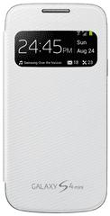 SAMSUNG Galaxy S4 Mini S-view Telefontok, Fehér
