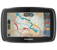 TomTom GO 5000 Europe Traffic Lifetime, Speak&Go 1FL5.002.07
