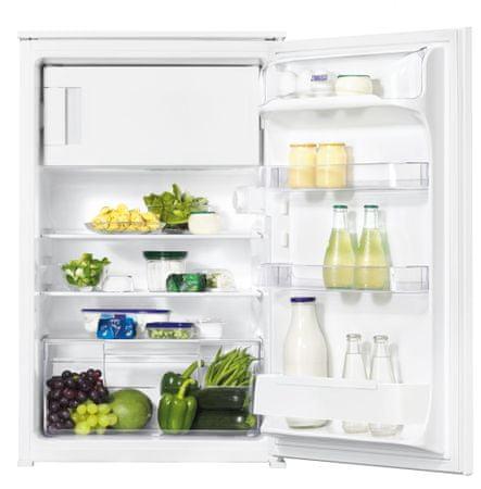 Zanussi vgradni hladilnik ZBA14421SA