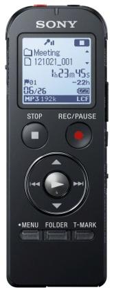 Sony ICD-UX533 Black