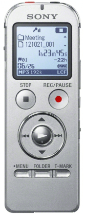 Sony ICD-UX533 Silver