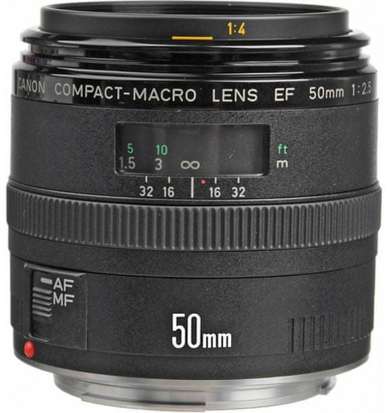 Canon EF 50 f/2,5 Compact-macro