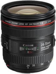 Canon objektiv EF 24-70mm 1:4,0 L IS USM