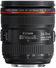 Canon EF 24-70mm f/4L IS USM - rozbaleno