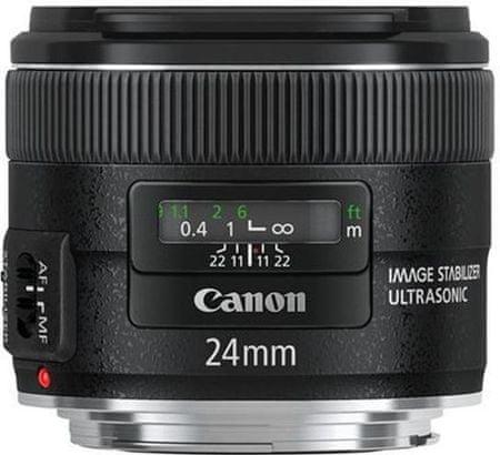 Canon objektiv EF 24mm f/2.8 IS