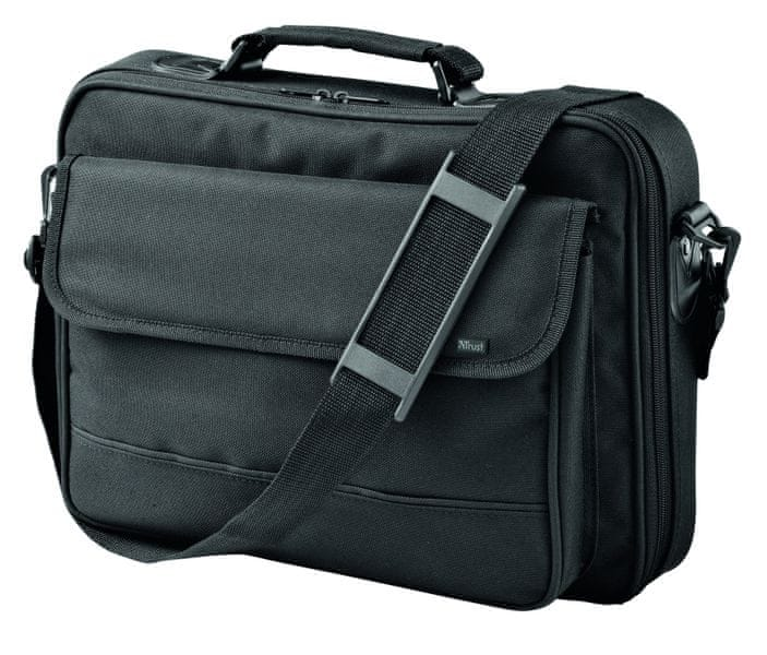 "Trust Carry Bag BG-3650p brašna na notebook do 17"", černá"