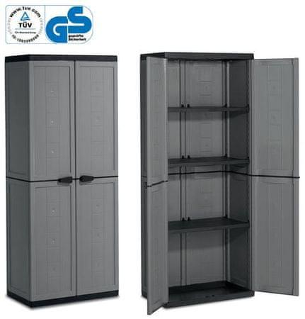 Kis omara Jolly High Cabinet, PVC