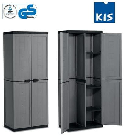 Kis omara Jolly Utility Cabinet, PVC