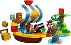 LEGO DUPLO 10514 Statek piracki Jake'a
