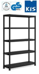 Kis regal Plus Shelf 120/5