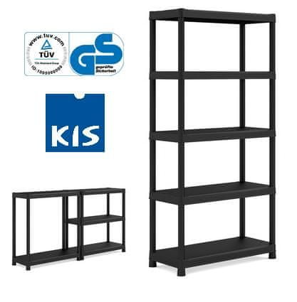 Kis Plus Shelf 90/40/5