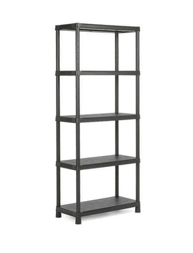 Kis regal Plus Shelf 80/5, PVC