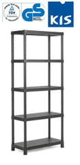 Kis regal Plus Shelf 75/5, PVC