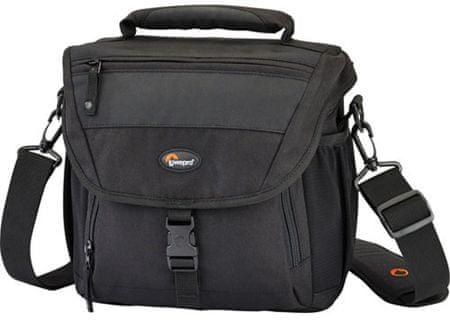 Lowepro torba Nova 170 AW, črna