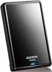 A-Data zunanji disk HV620 1TB črn