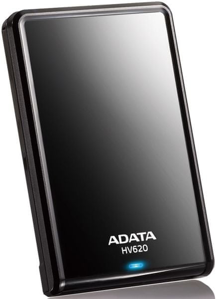 Adata HV620 - 500GB, USB 3.0 (AHV620–500GU3-CBK)