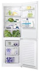 Zanussi ZRB 36101 WA Kombinált hűtőszekrény, 337 L, A+