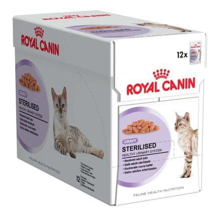 Royal Canin saszetki dla kota Sterilised Wet - 12 x 85g