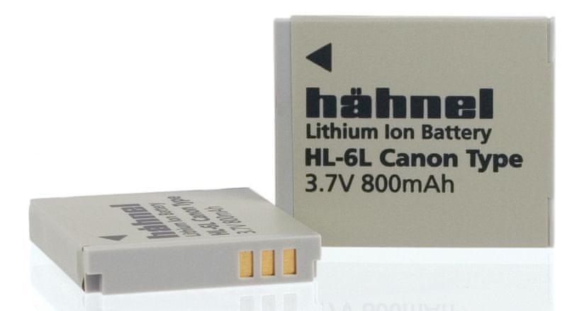 Hähnel NB-6L pro Canon