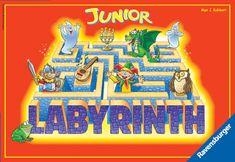 Ravensburger Labirynt Junior