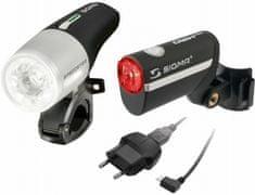Sigma Speedster + Hiro set (vč.nabíjačky baterií)