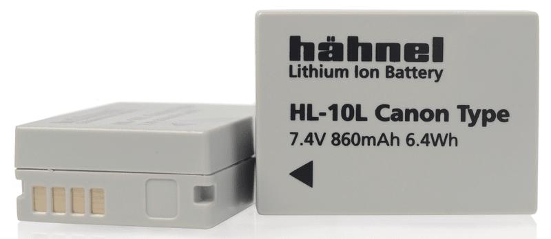 Hähnel NB-10L pro Canon