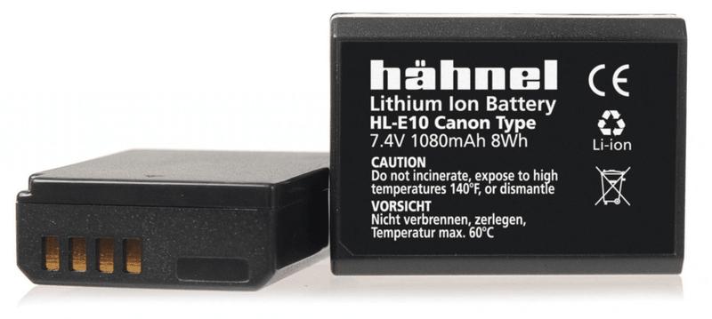 Hähnel LP-E10 pro Canon
